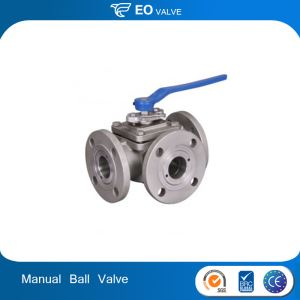 Flanged ANSI 150 Stainless Steel Ball Valve