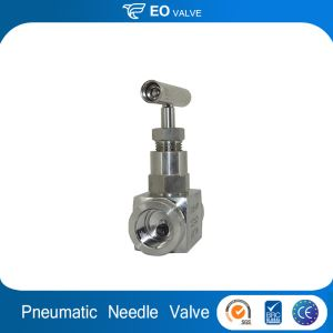 Good Quality Female Thread Pneumatic Standard Needle Valve