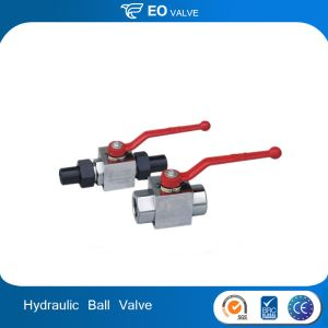 High Pressure Hydraulic Stainless Steel Ball Valve