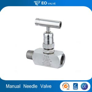 High Pressure Stainless Steel Female Thread End Needle Valve