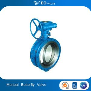 High Quality Manual Valve D343H Steel Valve Butterfly Valve