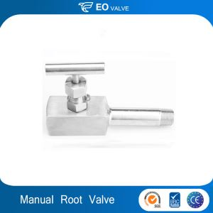 High Quality Stainless Steel 304 2-way Gauge Root Valve