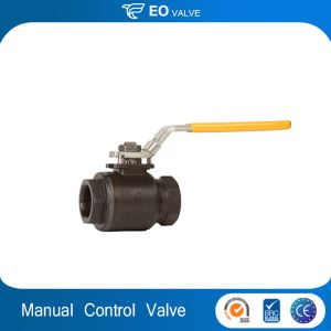 High Quality Stainless Steel Manual Control Cylinder Ball Valve