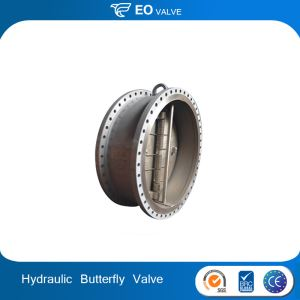 Hot Hydraulic Butterfly Flange Check Valve