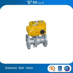 Hot Seller Electric Solenoid Water Valve Ball Valve