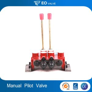 Hydraulic Pilot Flow Manual Control Valve