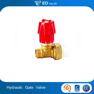 Internal And External Thread Copper Regulating Types Gate Valve