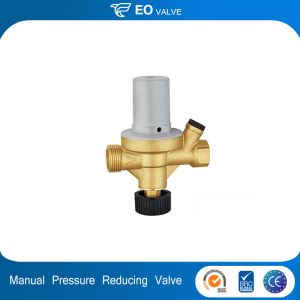Manual Power Forged Brass Pressure Reducing Valve