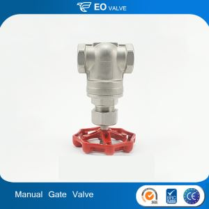 Manual Slide Gate Valve Cast Iron Gate Valve