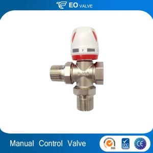 Manual Teating Temperature Control Valve