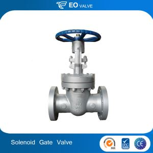 New Arrival Solenoid Gate Valve