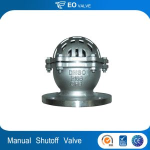 Normal Open Type Manual Emergency Foot Operated Shutoff Valve