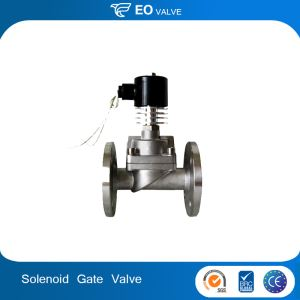 Oil Valve Gate High Pressure Steam Solenoid Valve