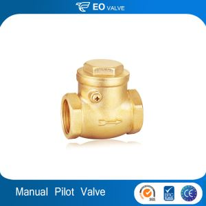 Pilot Operated Check Valve Single Plate Wafer Caleffi Ball Valves