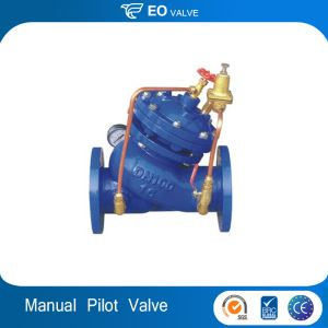 Pilot Operated Water Pressure Reducing Valve