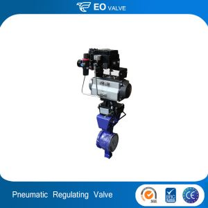 Pneumatic Ball Valve V-type Regulating Ball Valve