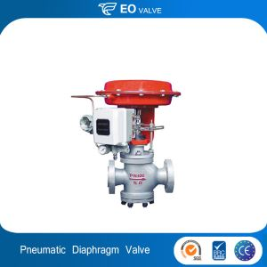 Pneumatic Diaphragm Steam Control Valve