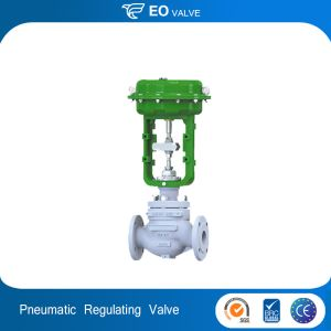 Pneumatic Regulating Valve, Water/steam Control Valve