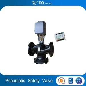 Pneumatic Safety Relief Electric Pressure Bypass Valve