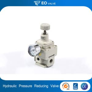 Precision Regulator Pressure Pneumatic Hydraulic Reduce Solenoid Valve