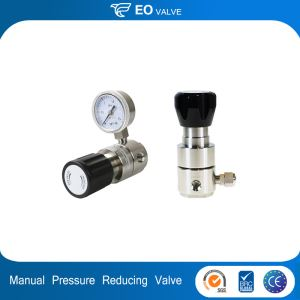 Safe Pressure Regulation Valve For Gas Cylinders Switching Device Price