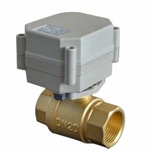 Small Needle Valve Solenoid Valves 2 Way Electric Water Automatic Valve