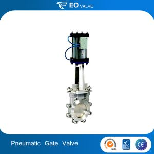 Soft Seal Slide Pneumatic Gate Valve
