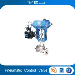 SS Pneumatic Steam Control Valve