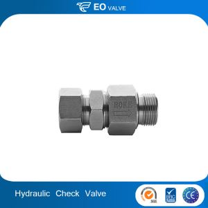 Stainless Steel Hydraulic Check Valve