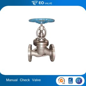 Standard Manual Cast Steel Globe Check Valve