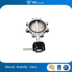 Steel Made High Performance Butterfly Valve