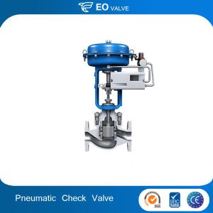Balanced Seal Ring Series Cage Guided Cast Globe Valve