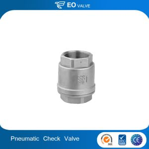Swing Pneumatic Manual Low Pressure Air Check Valve