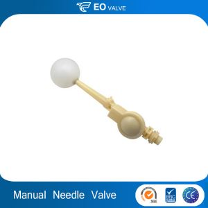 Water Float Valve Plastic Safety Relief Needle Valve