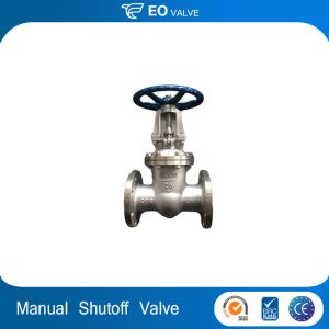 Hand Shutoff Valves Flange Connection Manual Gate Valve