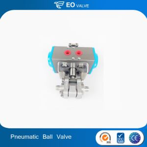 Widely Applied Pneumatic Actuator Ball Valve