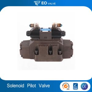 Yuken Type DSHG10 Solenoid Controlled Pilot Operated Directional Valves