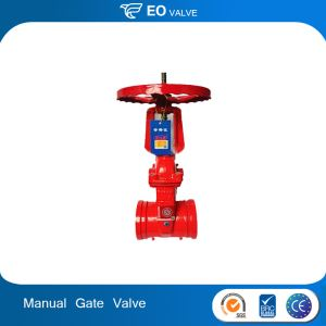Z81X Grooved Stem Gate Valve Fire Manual Valve